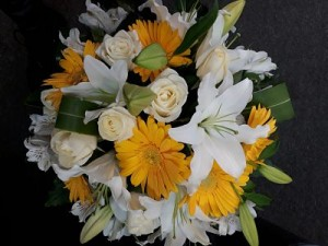 White and Yellow Bunch